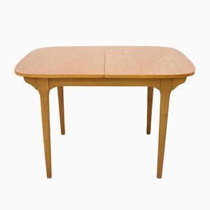 Teak Extendable Dining Table from Nathan, 1960s