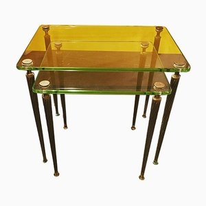 Tavolini ad incastro, anni '60