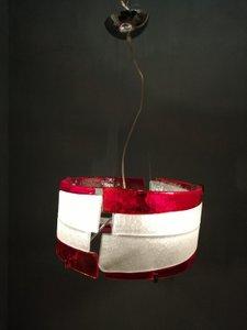 Lámpara de techo de Mazzega, años 90