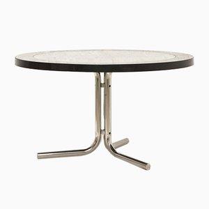 Table de Salle à Manger DESCO Vintage par Achille Castiglioni pour Zanotta