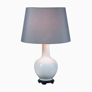 Italian Ceramic Table Lamp, 1960s