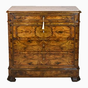 Antique French Walnut Dresser