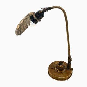 Lámpara de mesa italiana, años 20