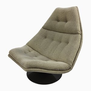 Mid-Century Model F510 Lounge Chair by Geoffrey Harcourt for Artifort