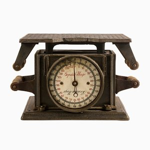 Antique Italian Iron Scale