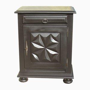 Small Louis XIII Oak Cabinet, 1960s
