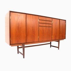 Dänisches Mid-Century Sideboard aus Teak, 1960er