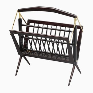 Folding Magazine Rack by Cesare Lacca, 1950s