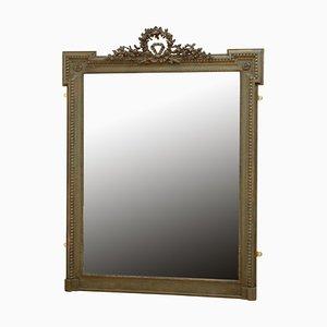 Espejo de pared francés antiguo