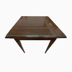 Antique Pine Wood Coffee Table