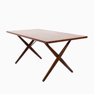 Model AT-303 Dining Table by Hans J. Wegner for Andreas Tuck, 1950s