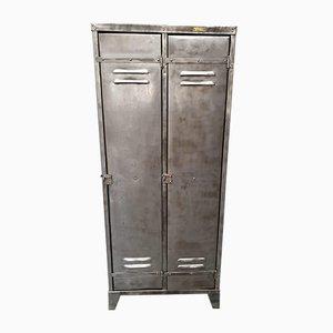 Metal Cloakroom Cabinet, 1960s