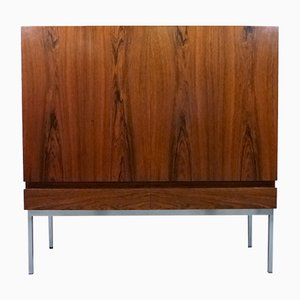 German Rosewood Sideboard by Dieter Wäckerlin for Behr, 1950s