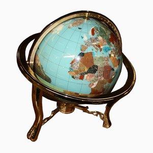 Globe sur Pied, années 60