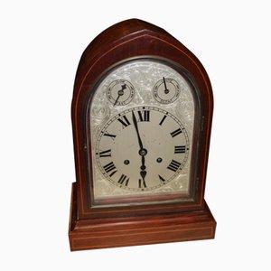 Antique Mahogany Bracket Clock, 1900s