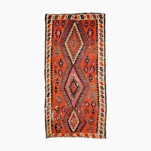 Antiker afghanischer Kelim Teppich