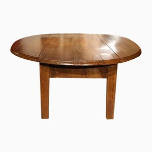 Table Basse Ancienne en Marronnier