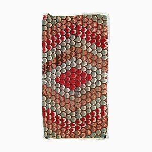 Tapis Crocheté Ancien, Amérique