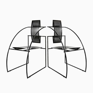 Italian Model Quinta Dining Chair by Mario Botta for Alias, 1980s