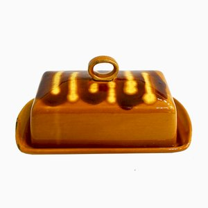 Butter Dish from Saint Clément, 1960s