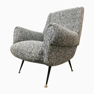 Italian Lounge Chair, 1960s
