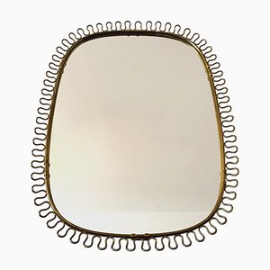 Miroir par Josef Frank pour Svenskt Tenn, années 50