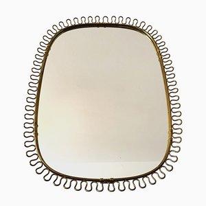 Mirror by Josef Frank for Svenskt Tenn, 1950s