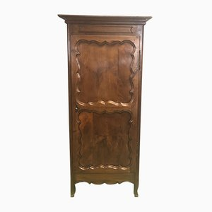 Antique Louis XV Cherrywood Wardrobe
