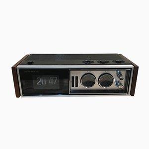 Radio despertador modelo RC-7469 de Koreanainusa para National Panasonic Matsushita, años 70