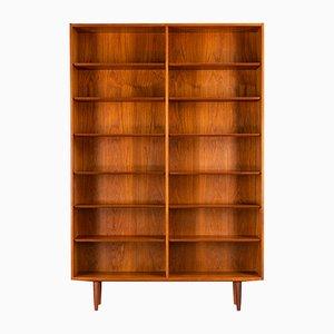 Dänisches Bücherregal aus Teak von Carlo Jensen für Hundevad & Co., 1960er