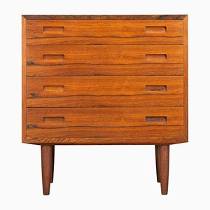 Rosewood Dresser by Carlo Jensen for Hundevad & Co., 1960s