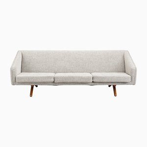 Mid-Century Danish Model ML-90 Sofa by Illum Wikkelsø for Michael Laursen, 1960s