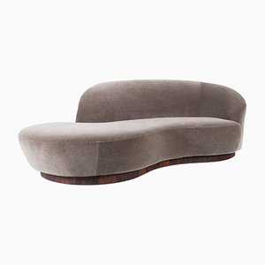 Rosewood Sofa by Vladimir Kagan for Directional, 1970s
