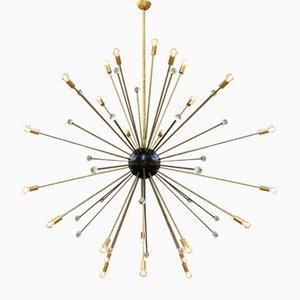 Starburst Deckenlampe von Stilnovo, 1950er