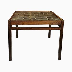 Tavolino da caffè in palissandro, anni '60