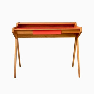Modell Lady Schreibtisch von Helmut Magg für WK Möbel, 1950er