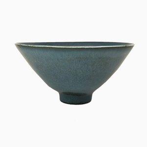 Cuenco sueco Mid-Century de cerámica de Carl-Harry Stålhane para Rörstrand, años 50
