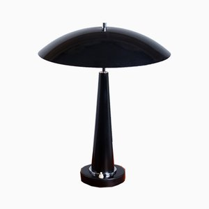 Lampe de Bureau en Métal de Hala, années 70