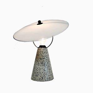 Terrazzo Eon Tischlampe von Ikea, 1993