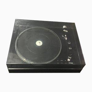 Deutscher Vintage TD 105 Plattenspieler von Thorens, 1980er