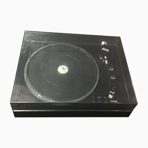 Vintage German TD 105 Turntable from Thorens, 1980s