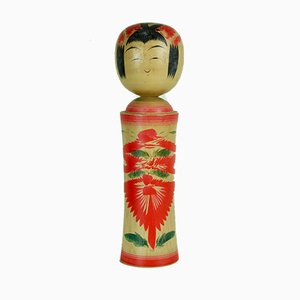 Kokeshi Sculpture by Kizo Goto, 1960s