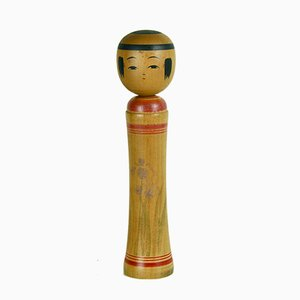 Kokeshi Sculpture by Seichi Shimazu, 1960s