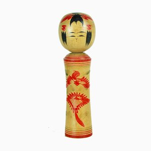 Kokeshi Sculpture by Fumihiro Ito, 1970s