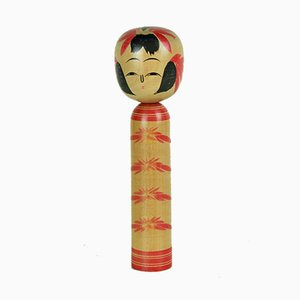 Kokeshi Sculpture by Cleanse Umeki, 1970s