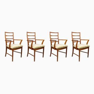 Teak Dining Chairs from McIntosh, 1974, Set of 4