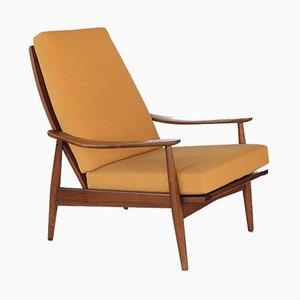 Gelber Sessel von Heywood Wakefield, 1960er