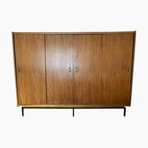 Large Teak Wardrobe, 1960s