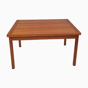 Scandinavian Teak Dining Table, 1970s