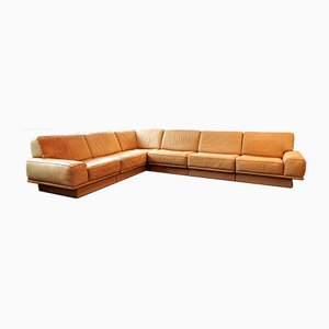 Vintage Leather Sofa from de Sede